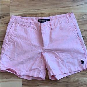ralph lauren sport cotton shorts.